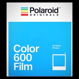 Polaroid 600 Color Film Package-Working!